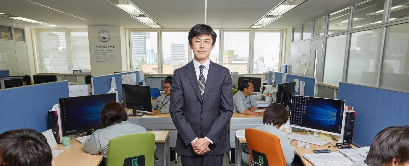 代表取締役社長 辻川友博