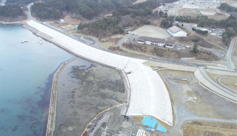 南三陸戸倉地区災害復旧工事監督支援業務