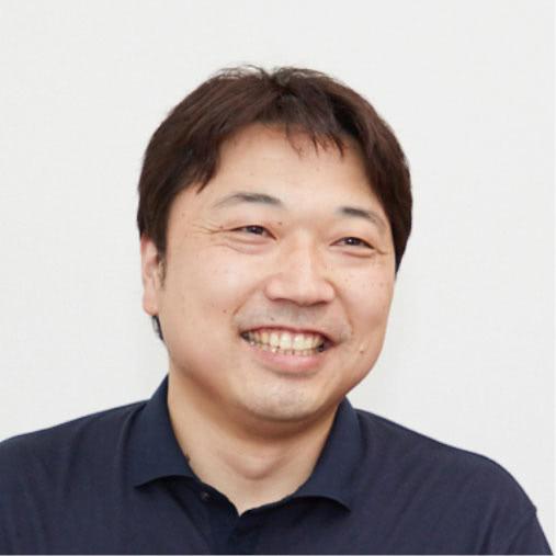 佐々木 功介 技術部 部長 2014年入社