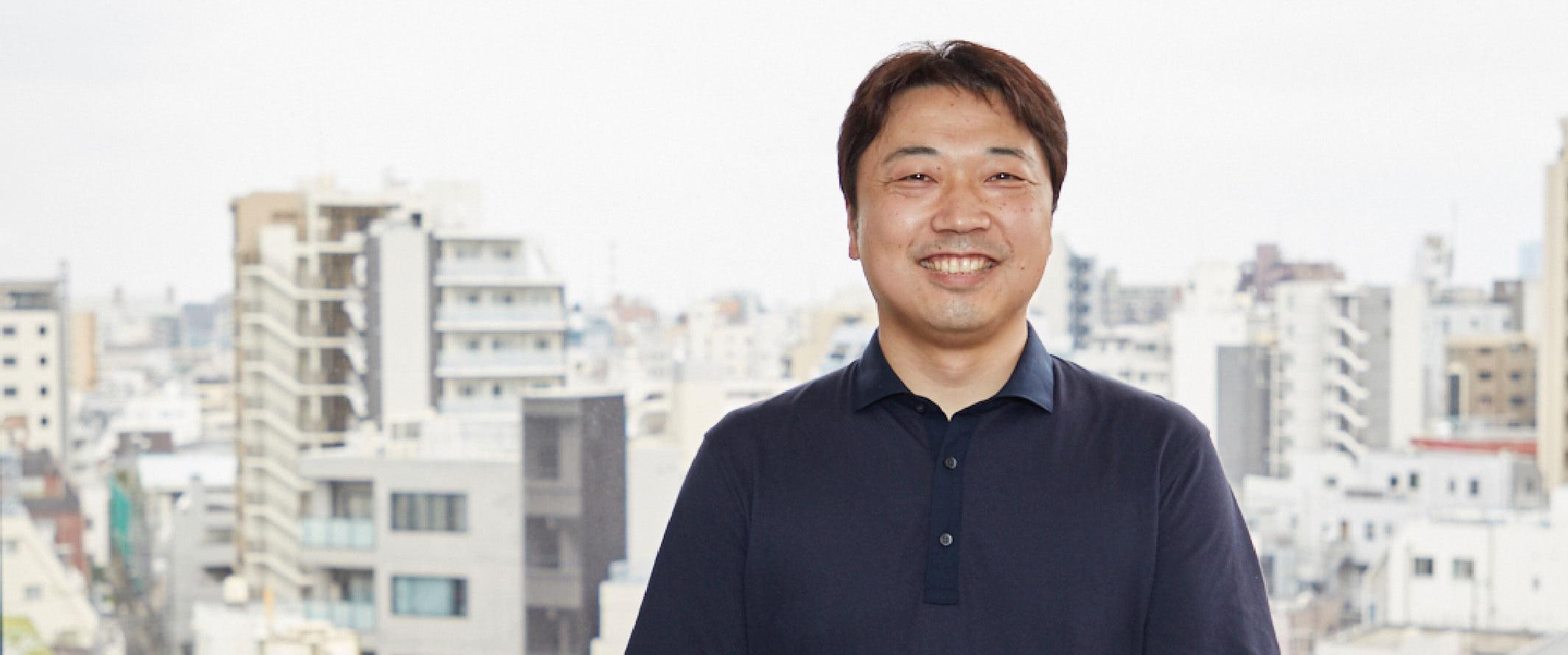 佐々木 功介 技術部 係長 2014年入社